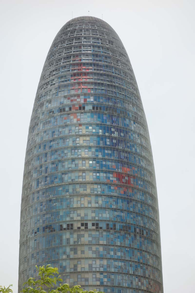 Jean Nouvel - Torre Agbar