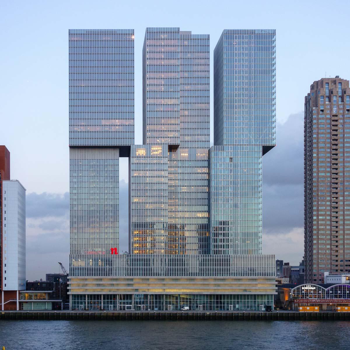 OMA - De Rotterdam