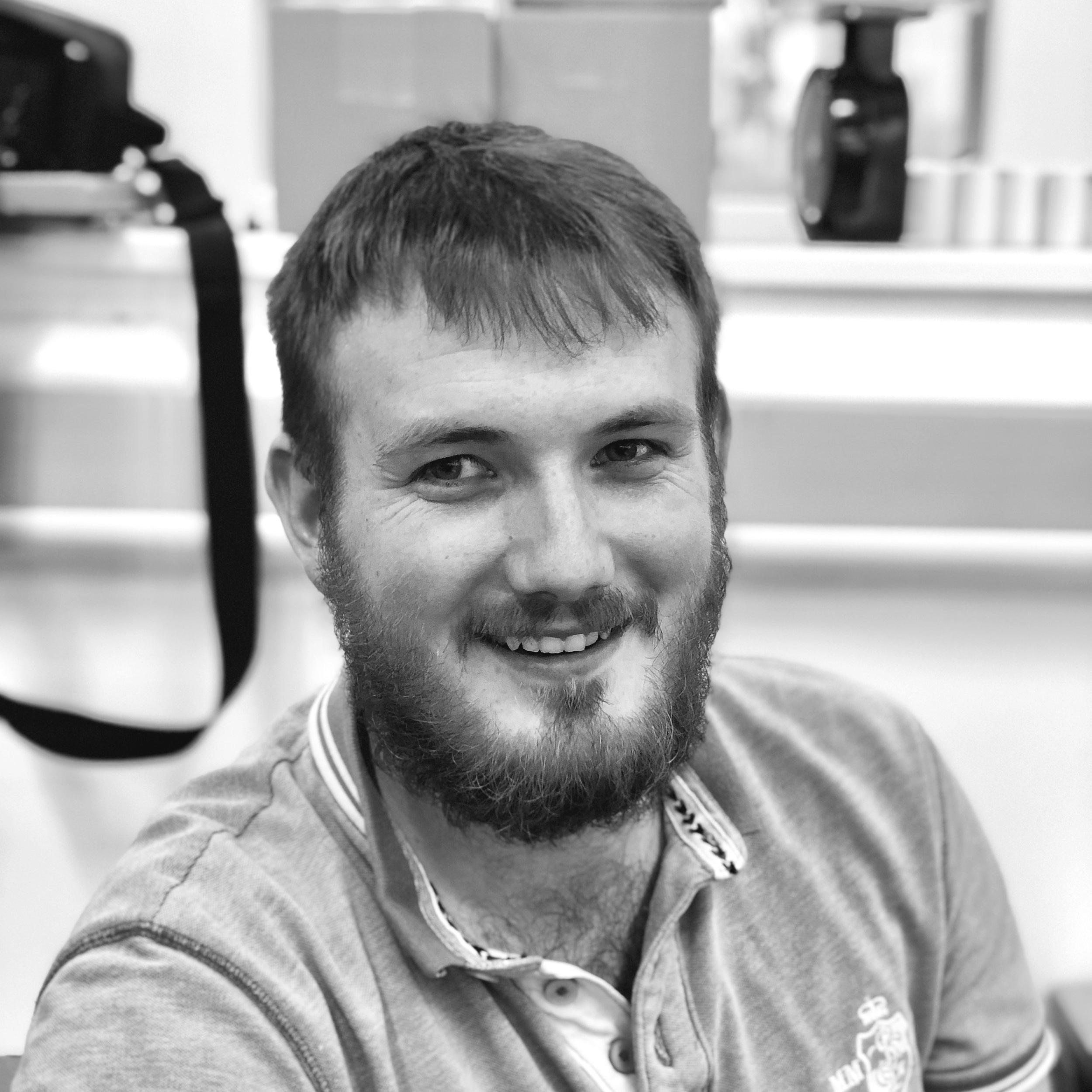 George   Lead Developer