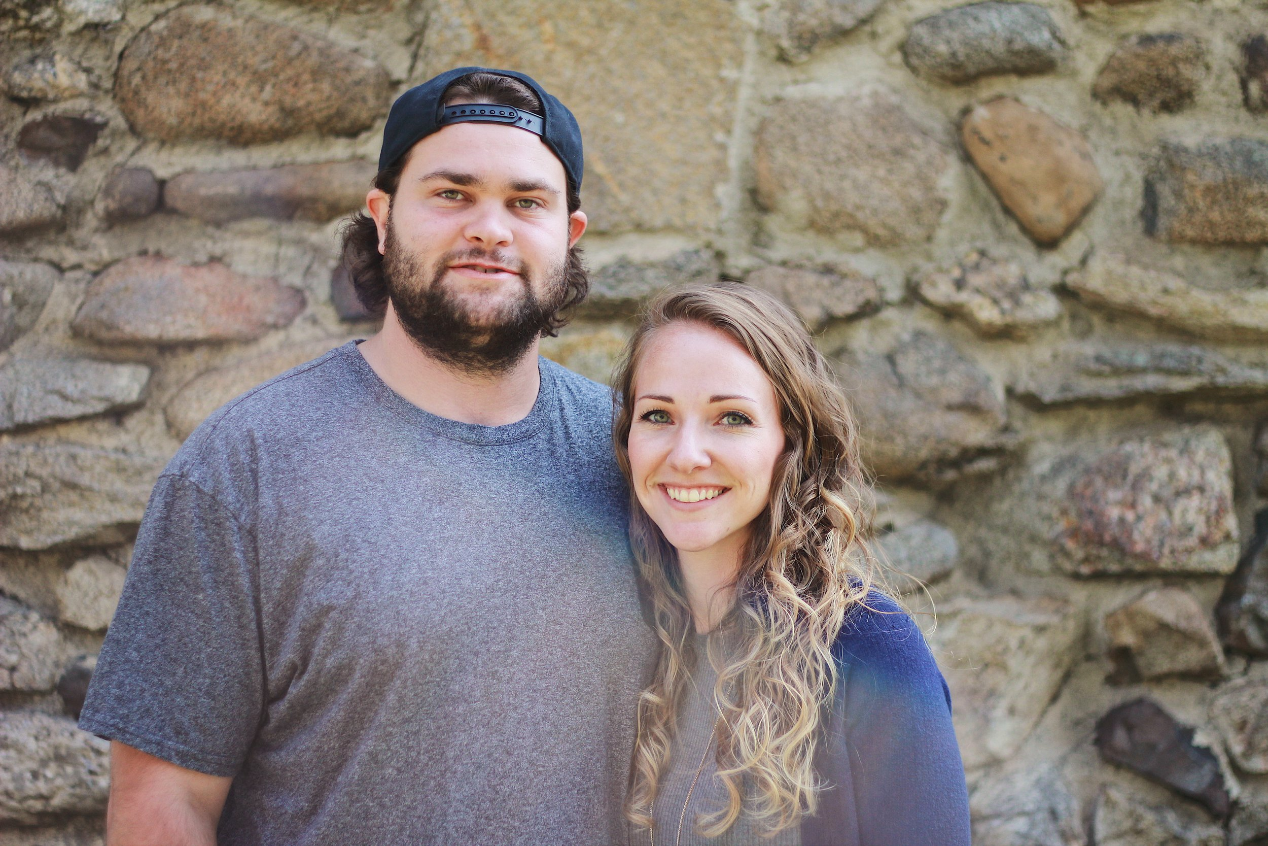 Hunter & Natalie Bradeen - Youth Ministry