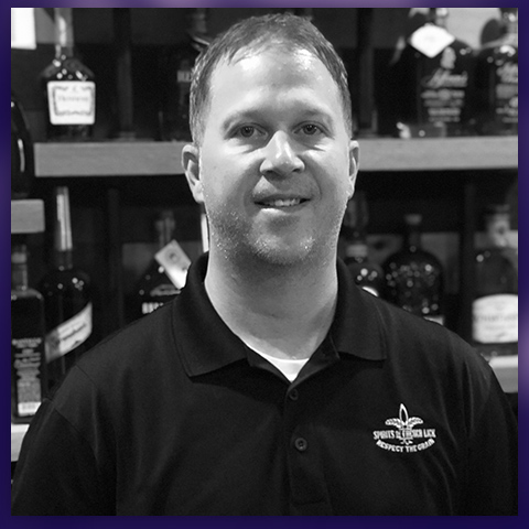 Sean White - Sales ManagerSean joined the French Lick Winery and the Spirits of French Lick team in 2018 with over 20 years of experience in the spirits industry. Sean previously worked at Glazer's Distributing Co. as a District Manager where he managed over 1,000 accounts and 8 million dollars in business across the state of Indiana. He left Glazers in the spring of 2016 to pursue at career at Southern Wine and Spirts as an Area Manager. During his years as a manager in the Wholesale Distribution channel, Sean managed two sales consultants of the year and sat on several advisory panels to increase proficiency within both organizations. Sean has dedicated himself to his continuous education in the industry earning certificates as a Whiskey Ambassador, Scotch Brand Ambassador, Certified Specialist in Tequila, and was a graduate of the Filson Bourbon Academy. Sean and his wife, Lori, have a fourteen-year-old daughter, Ellie. In his spare time, he and his family act as a foster family for the Alliance for Responsible Pet Ownership. He also sits on the board of directors as President for Launch Athletics.