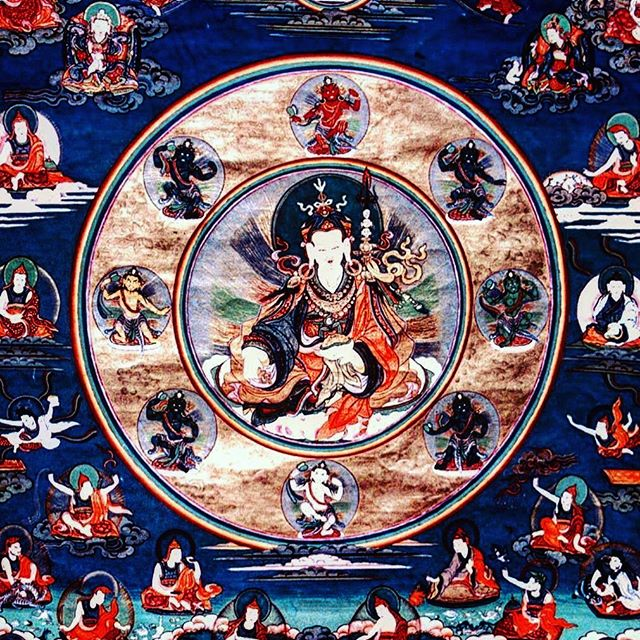 Emptiness and luminosity are not two separate things, but rather the nature of emptiness is luminosity, and the nature of luminosity is emptiness. This indivisible emptiness-luminosity, the naked mind, free of everything, dwells in the uncreated state. ~ Guru Rinpoche