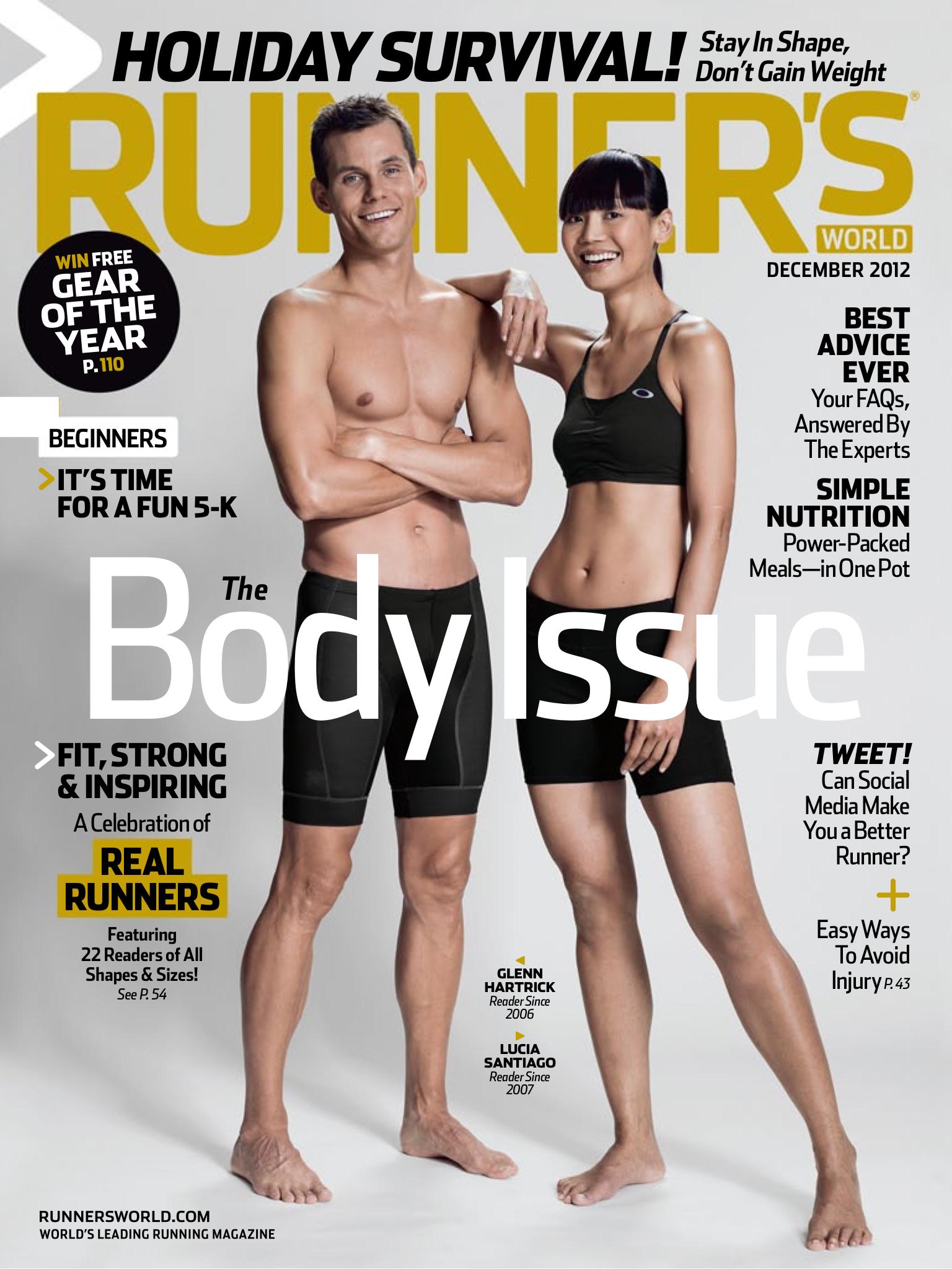 RUNNER'S WORLD | Publication
