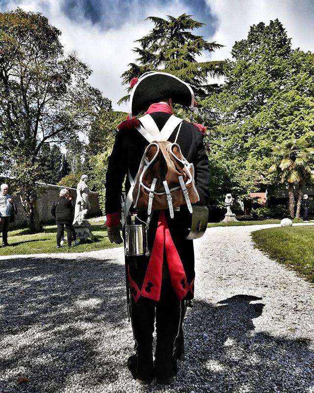 #danielEYEs #giornatenapoleoniche #rievocazionestorica #porcia #igerspn #igerfvg #friuliveneziagiulia #italy #napoleone #battagliadicamolli