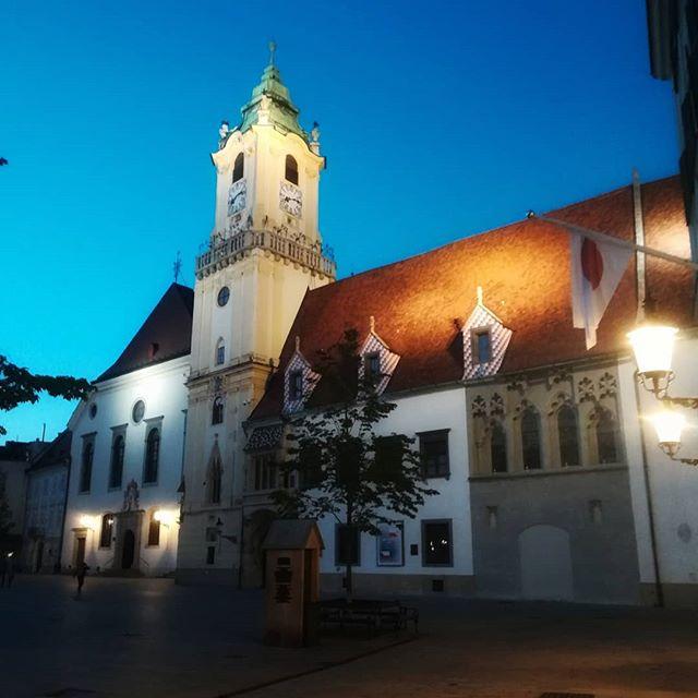 #danielEYEs #architecture #architettura #chiesa #campanile #bratislava #bratislavacity #igersbratislava #slovakia #igerspnintrasferta
