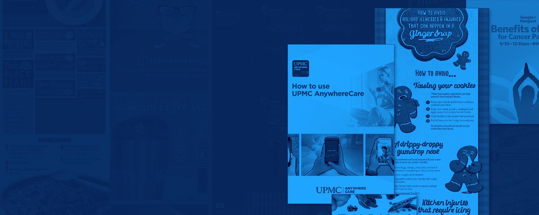 NEXT CASE STUDY - UPMC - CONTENT MARKETING