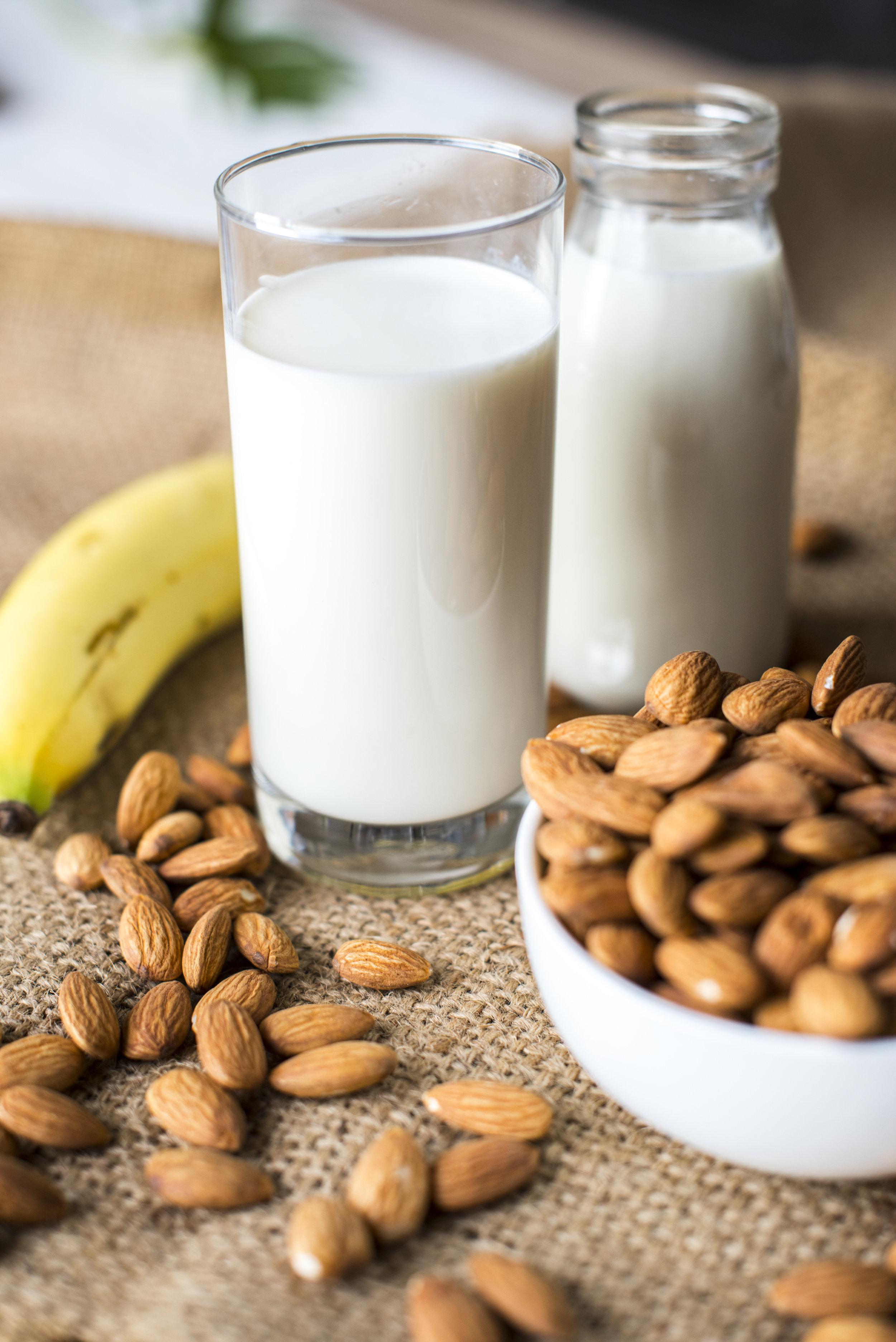 Produits laitiers en pots consignés & Mozzarella -