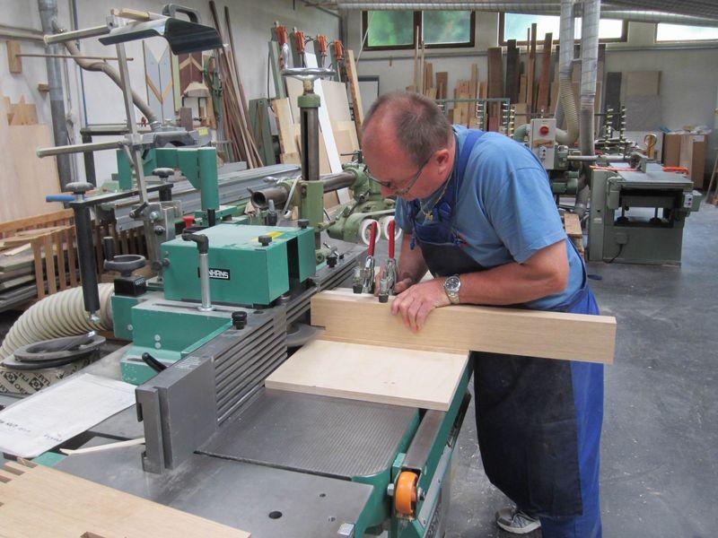 Möbelfertigung-Tischlerei-Pichler