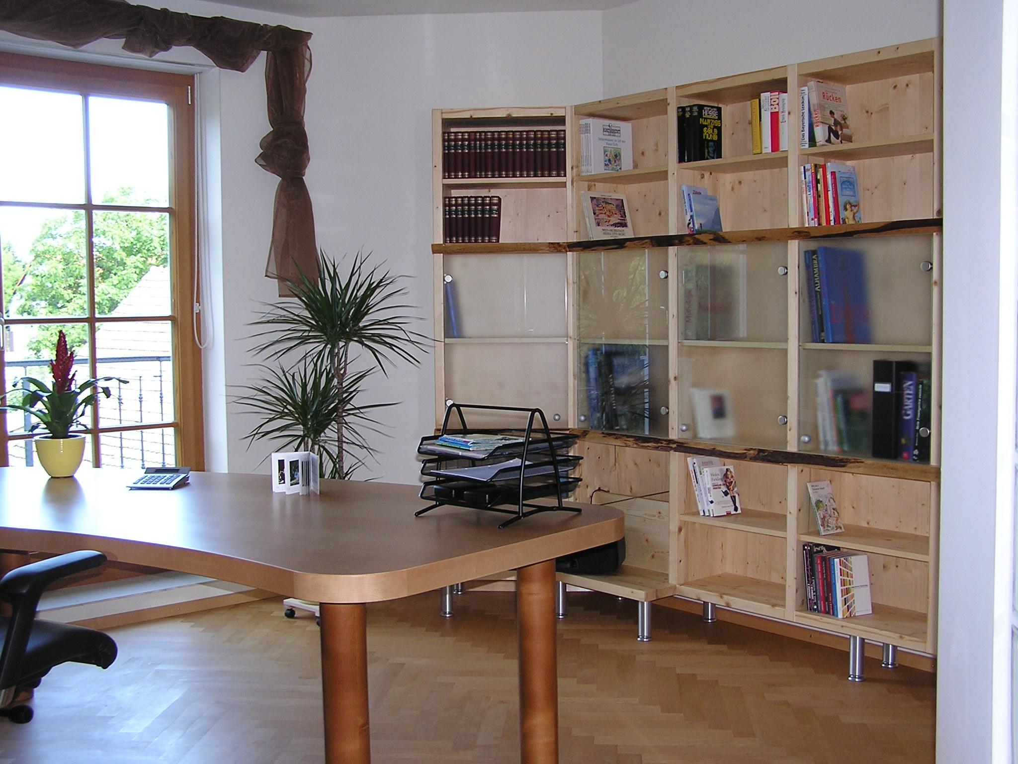 Arbeitszimmer-Tischlerei-Pichler
