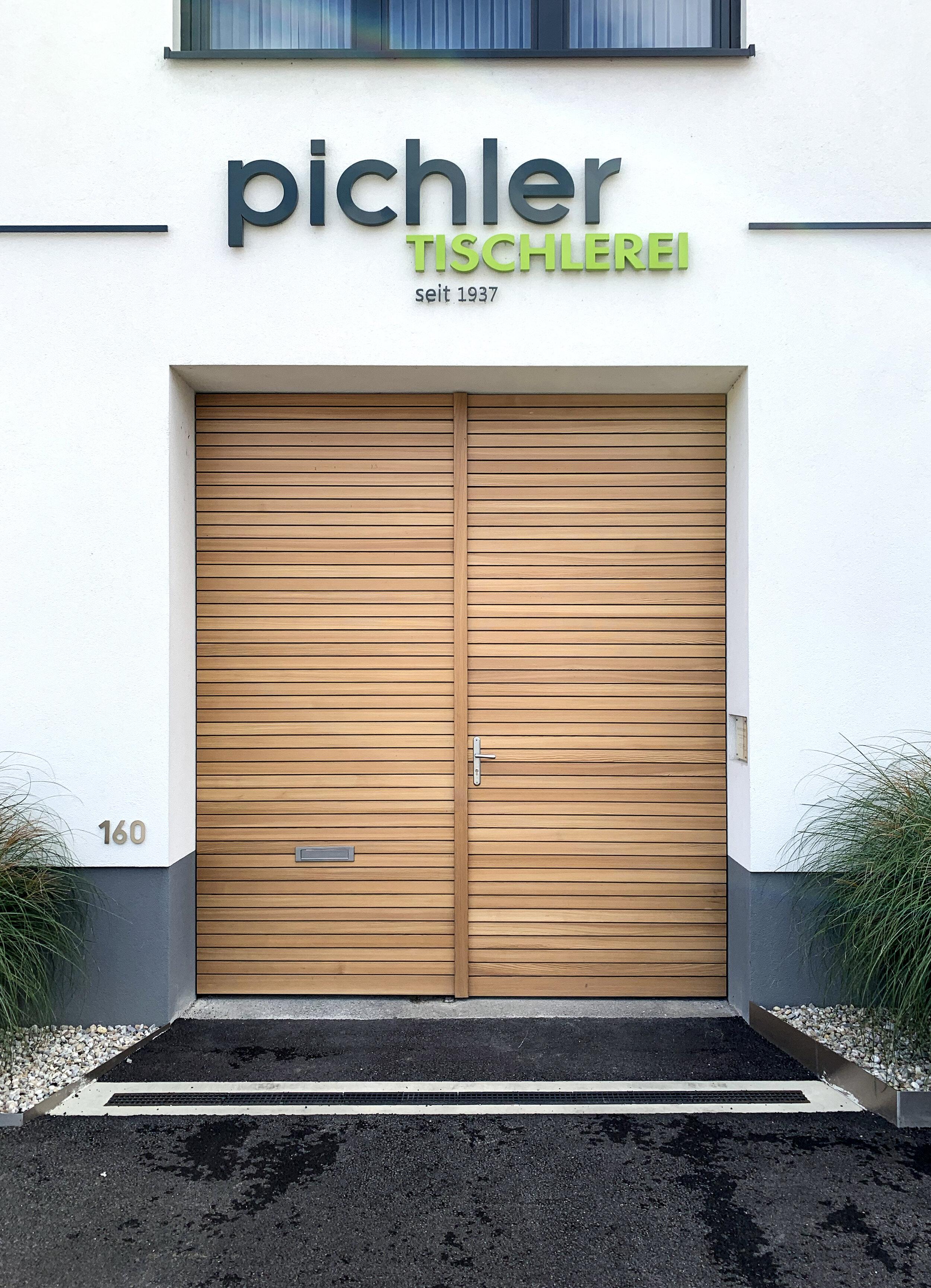 Tor-Tischlerei-Pichler