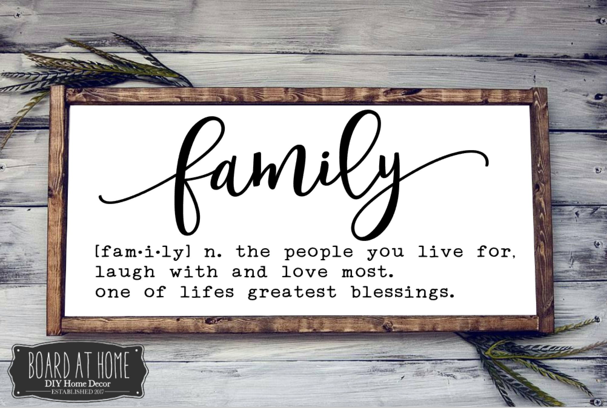 200- Family Definition