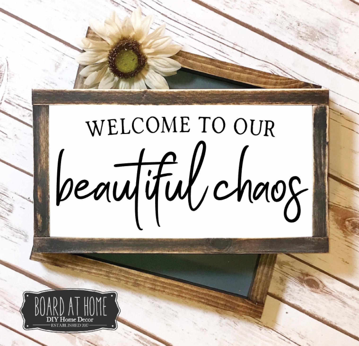 205- Beautiful Chaos