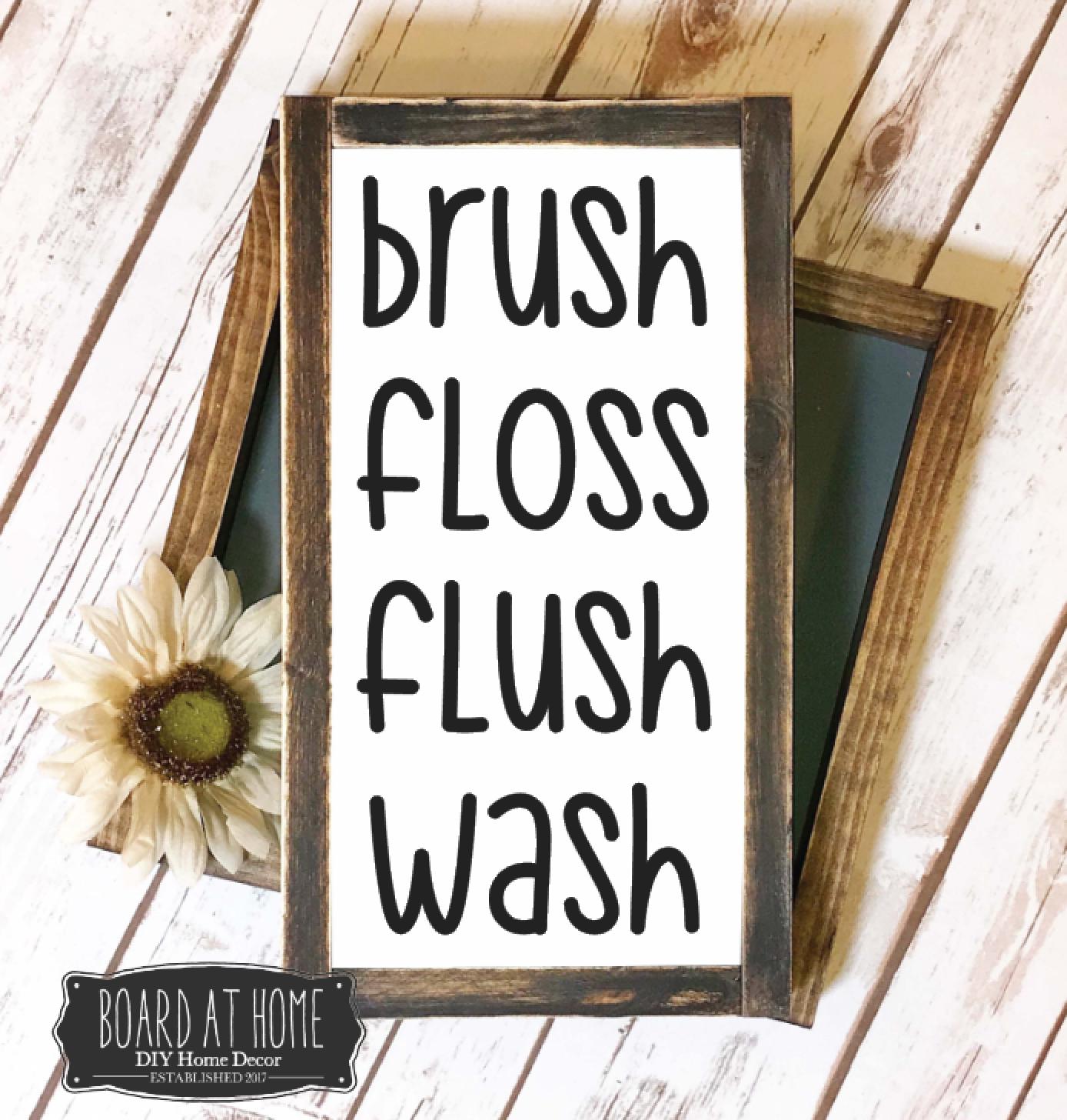 213- Brush Floss
