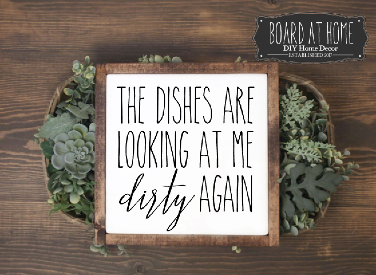110- Dishes are Dirty