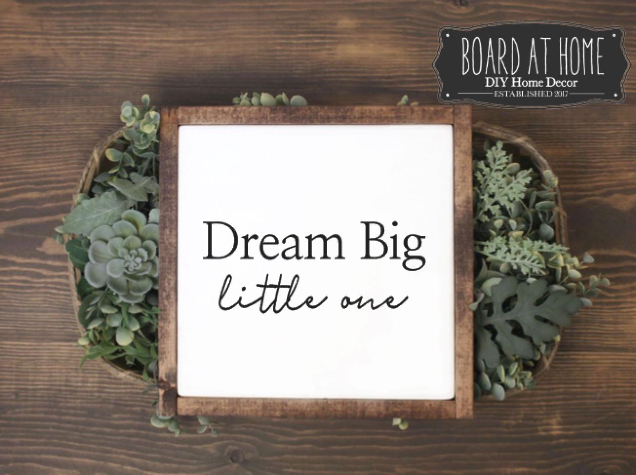 115- Dream Big