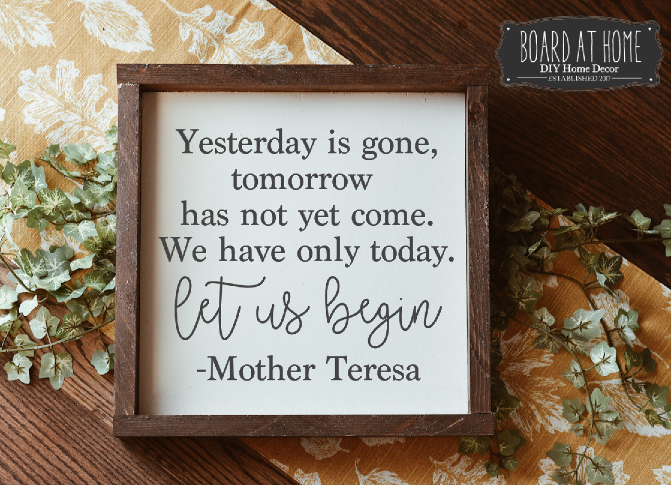 121- yesterday is gone