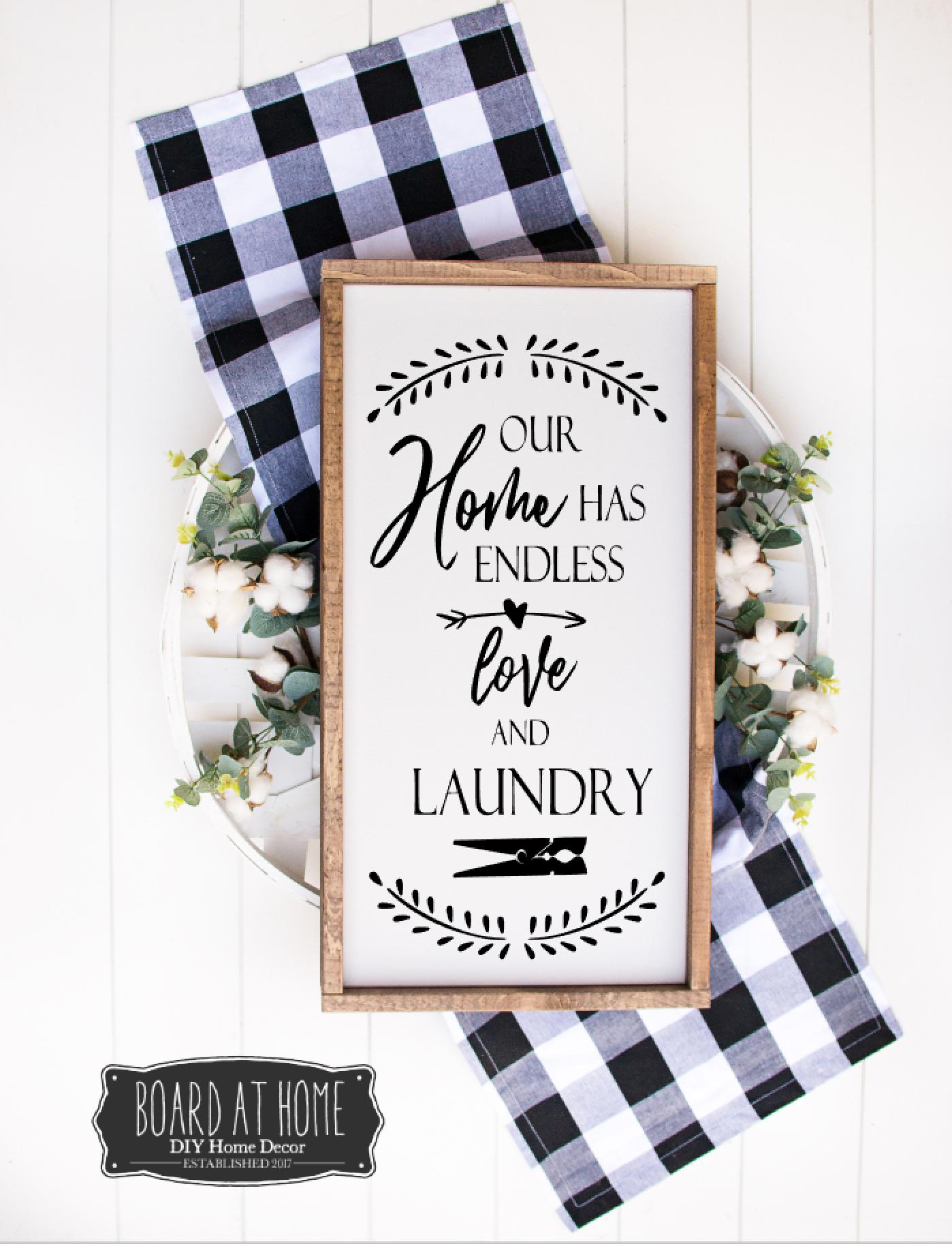213- endless laundry