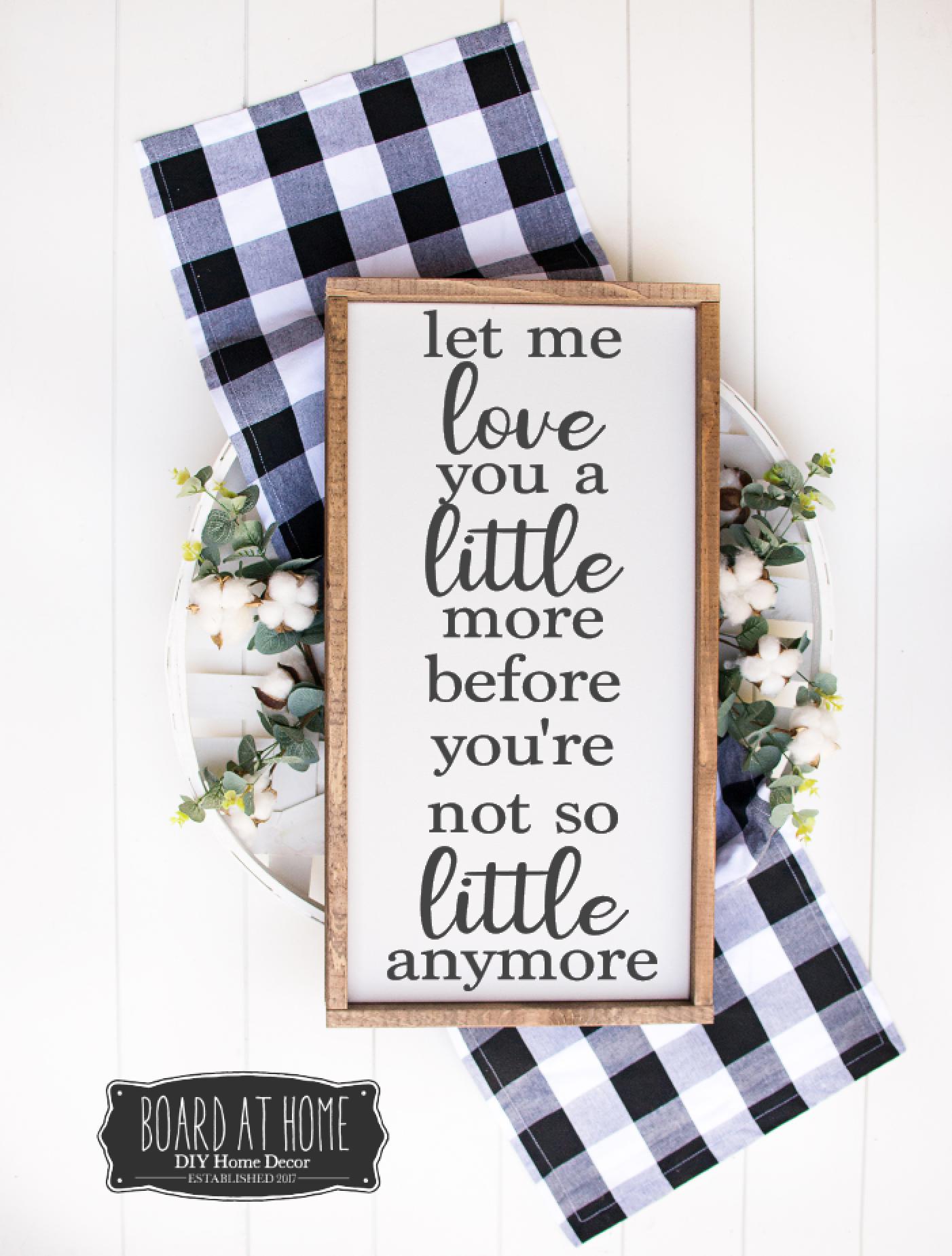 234- love a little