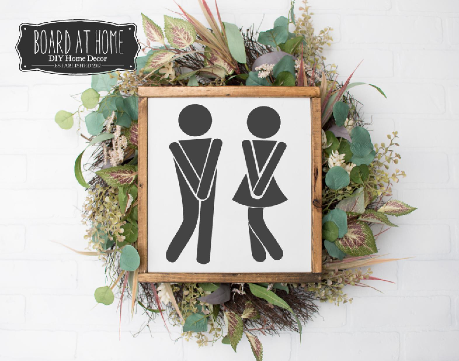 123- Bathroom Dance