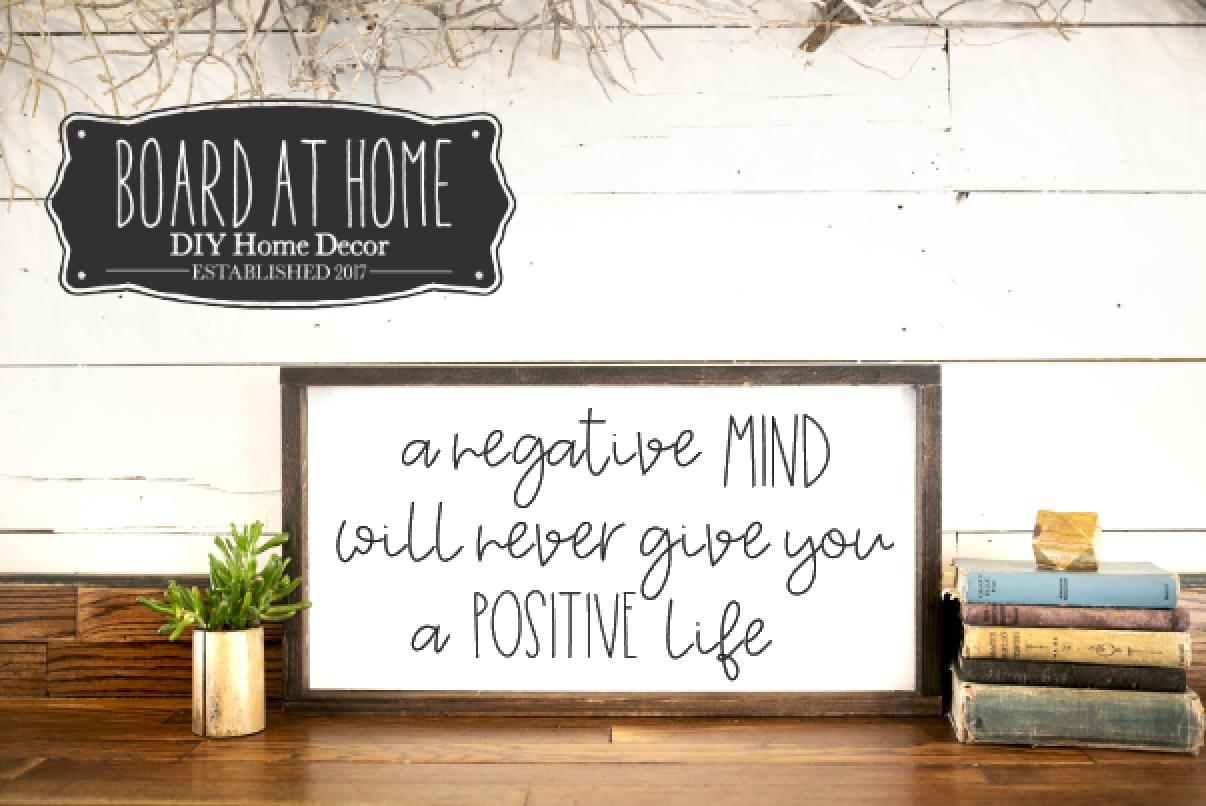 238- negative mind