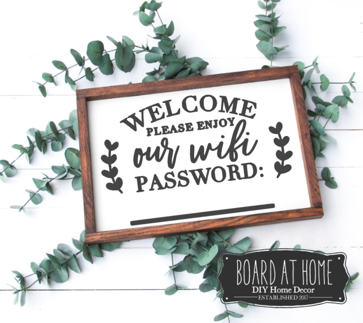 503- wifi password