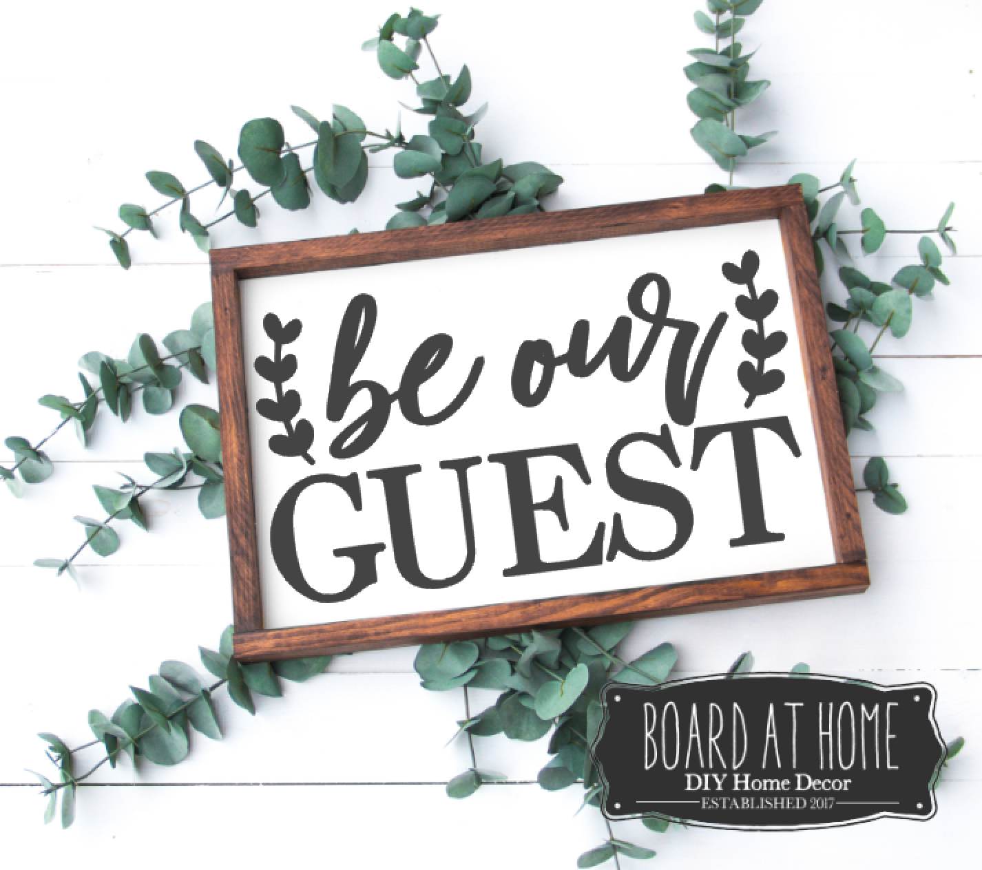 504- be our guest
