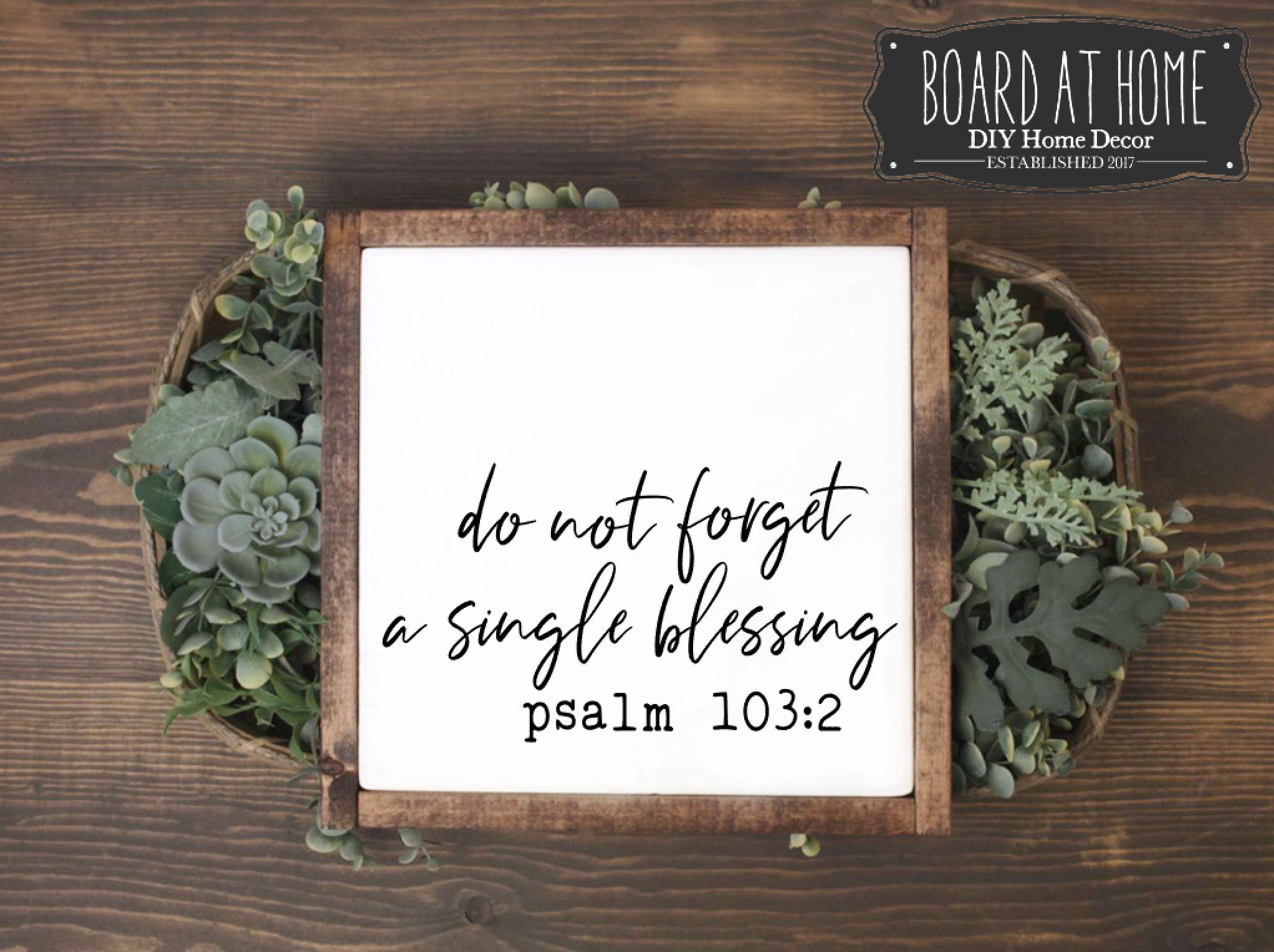 100- Don't Forget A Single Blessing
