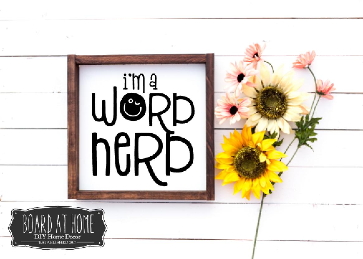145- Word Nerd