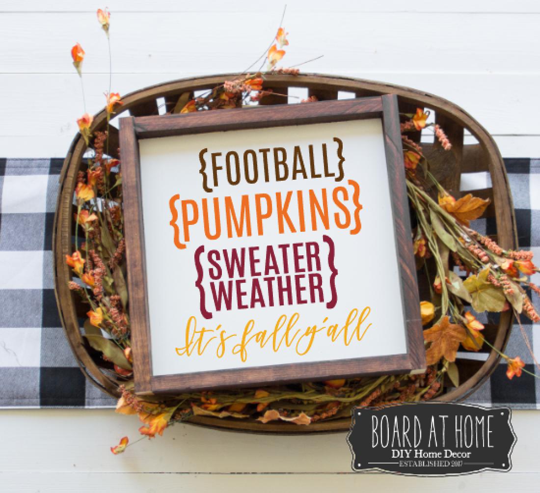 150 Pumpkins and Football