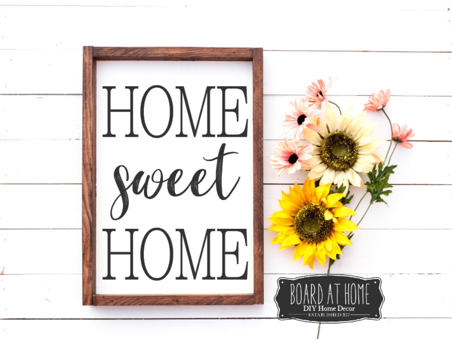 509- Home Sweet Home