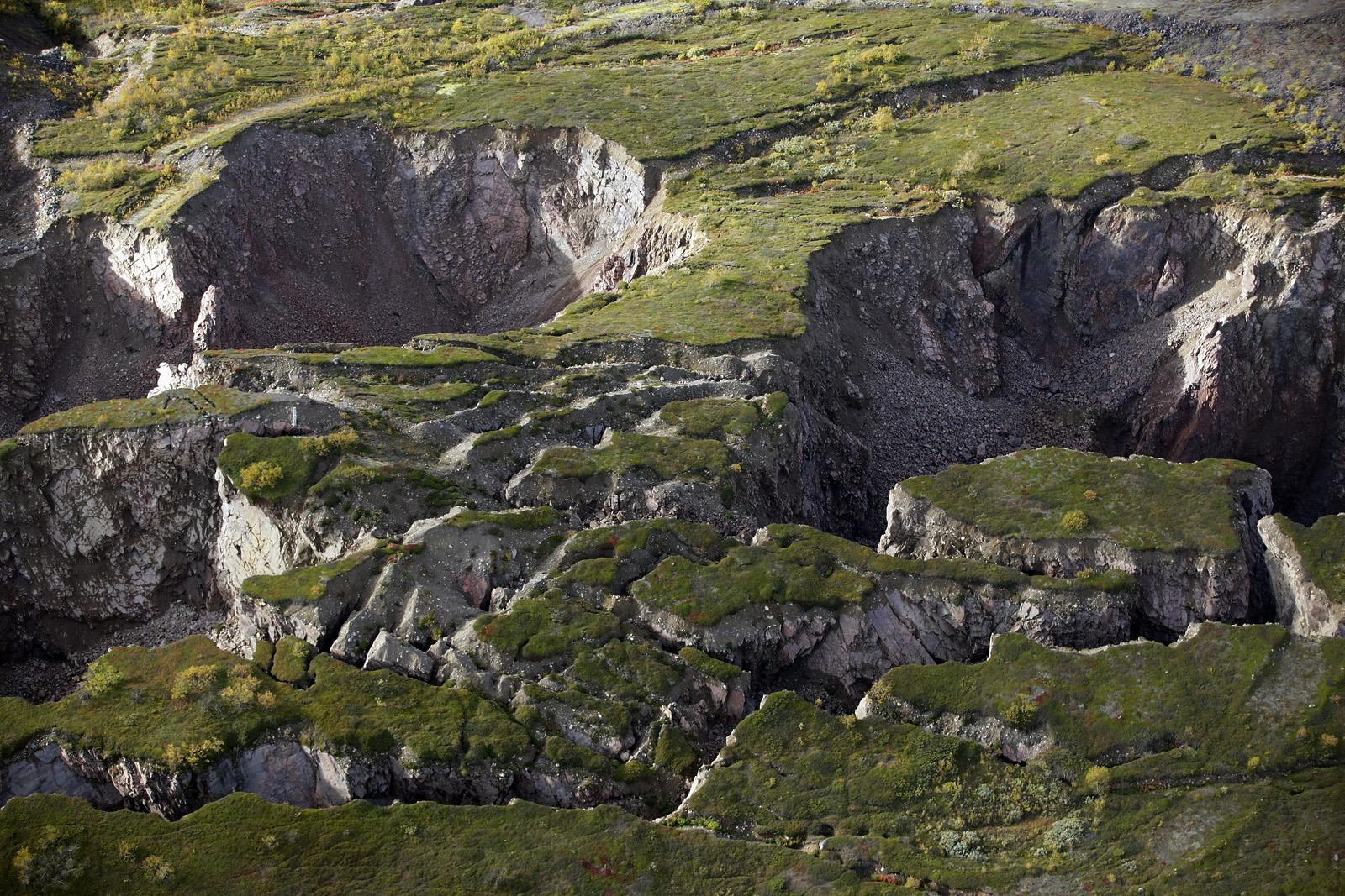 Disintegrating Tundra