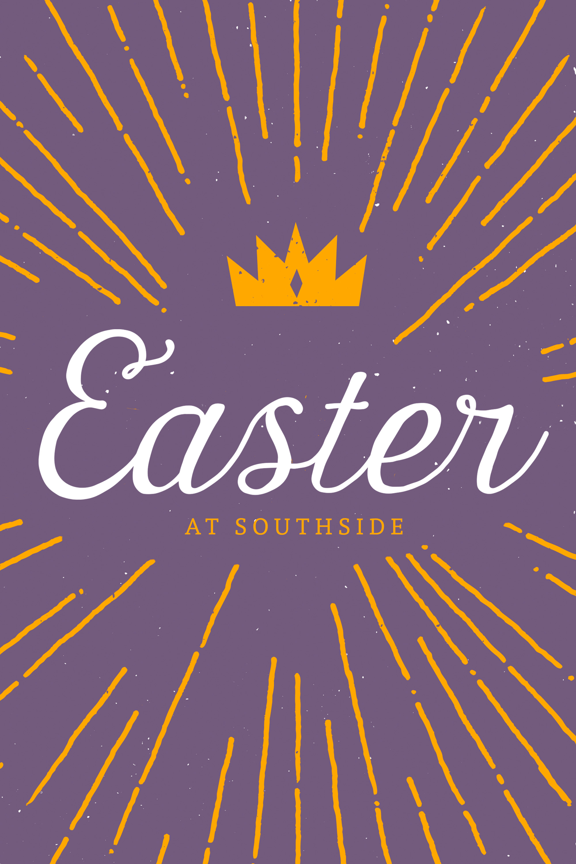 Schedule of Events - Friday April 19th - Good Friday // Good Friday Service - Jesus' Last 7 Words on The Cross - Journey Church - 6:30pmSaturday April 20th // Easter Egg Hunt - 10:00am - 12:00pmSunday April 21st - Easter Sunday // 7:00am - Sunrise Service on the Lawn8:00am - Breakfast (in fellowship hall)9:00am - Sunday School10:15am - Worship ServiceNO EVENING SERVICE