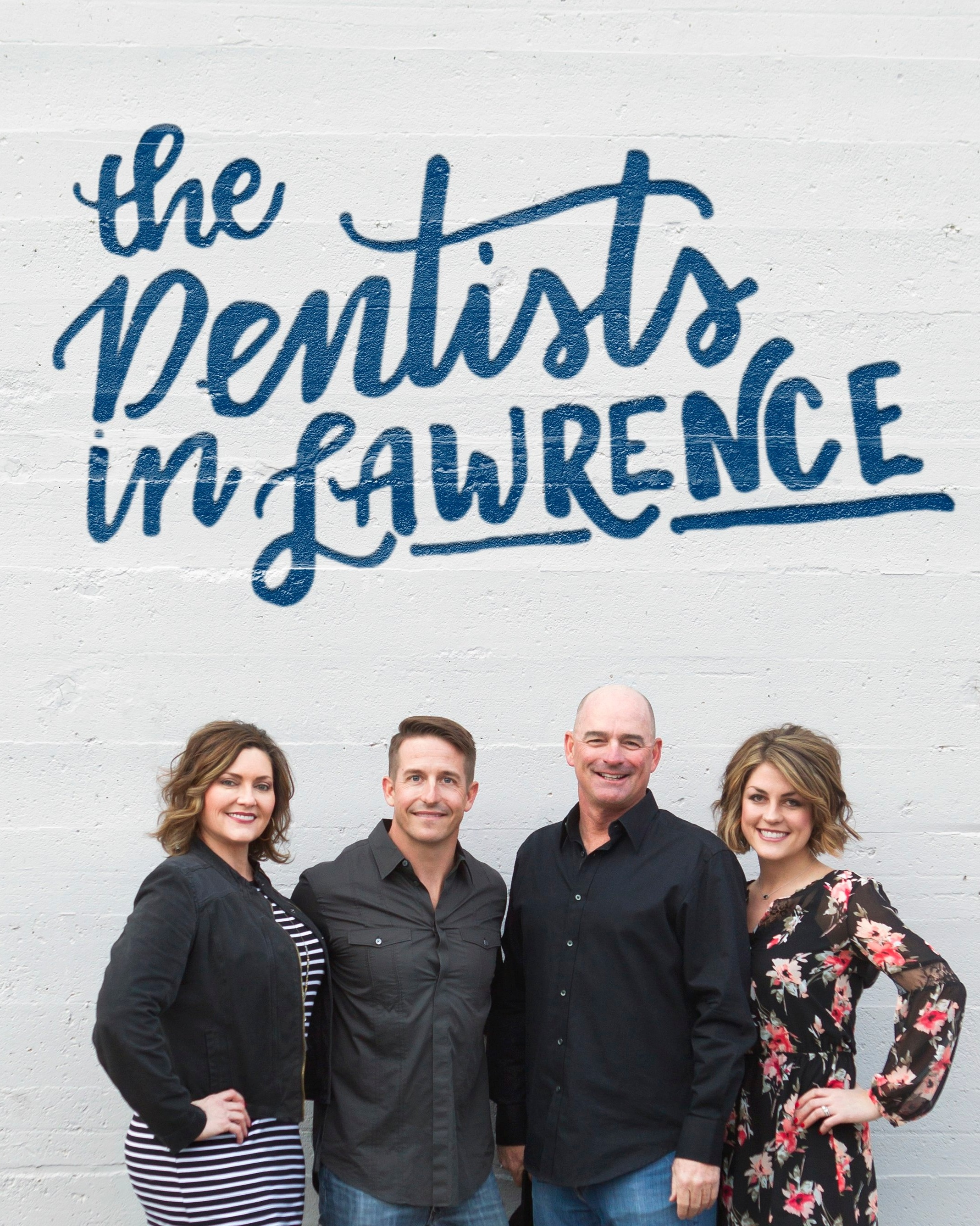 The Dentists in Lawrence Team
