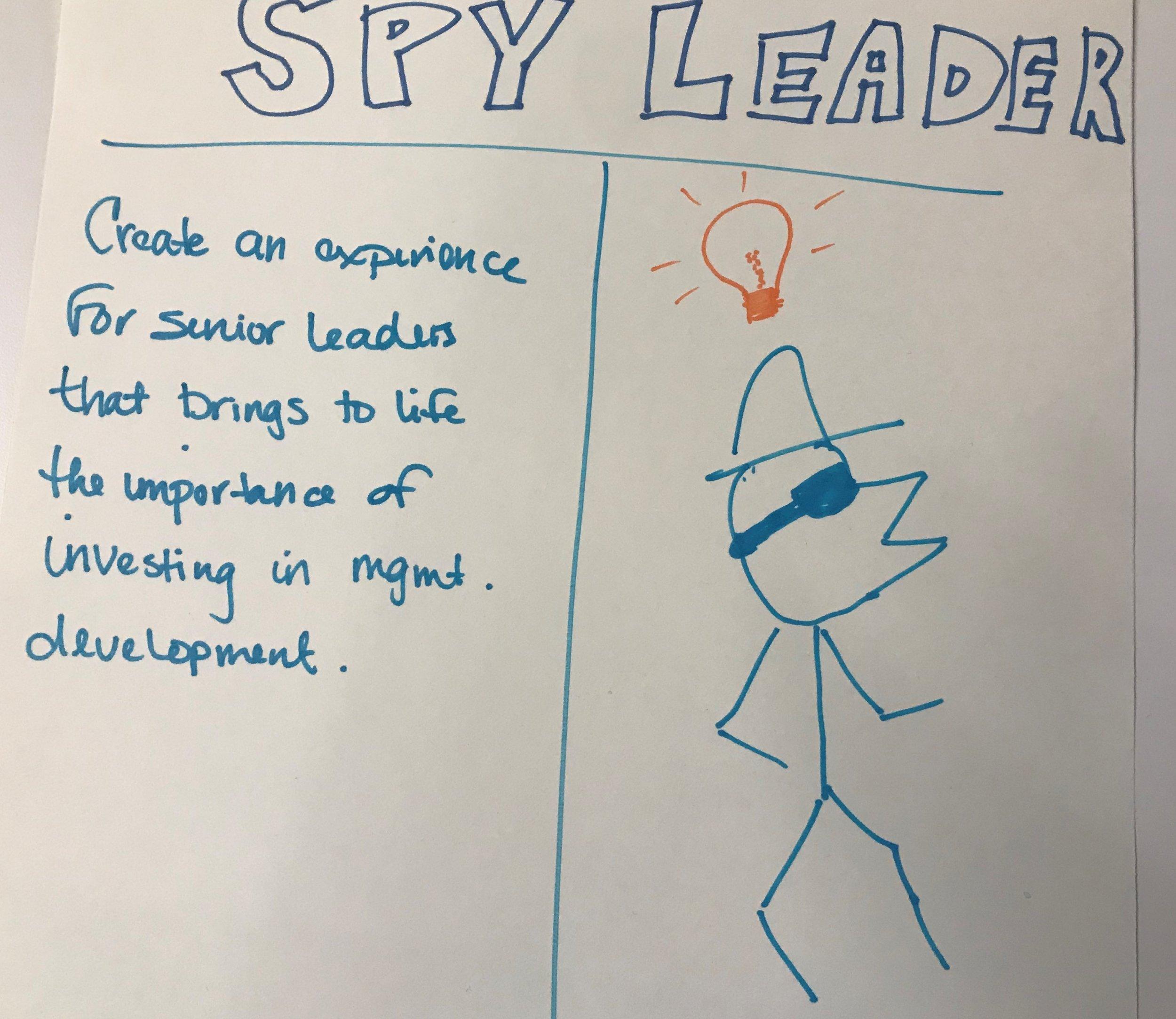 Spy Leader