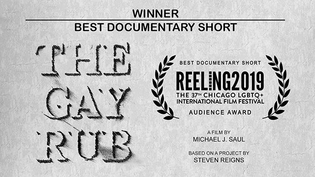 We are very excited to announce our Audience Award at Chicago Reeling Film Festival. Thank You! @reelingfilmfest @stevenreigns @michaelsaulfilm
