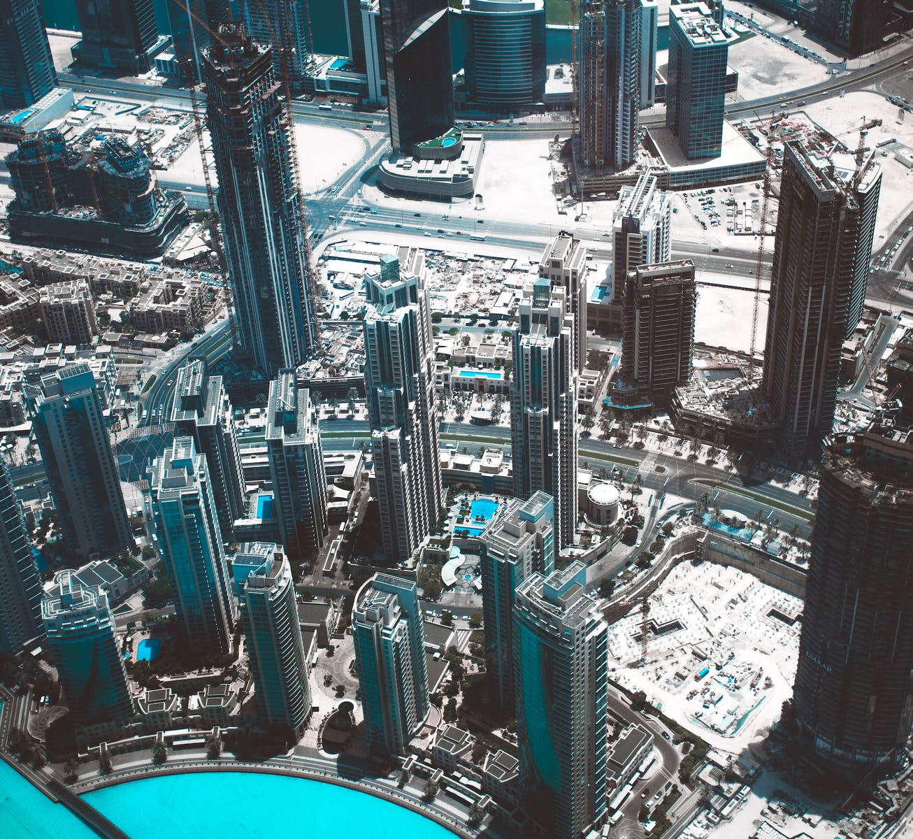 Burj Khalifa, Dubai, United Arab Emirates. Photo credit: Joshua Fuller
