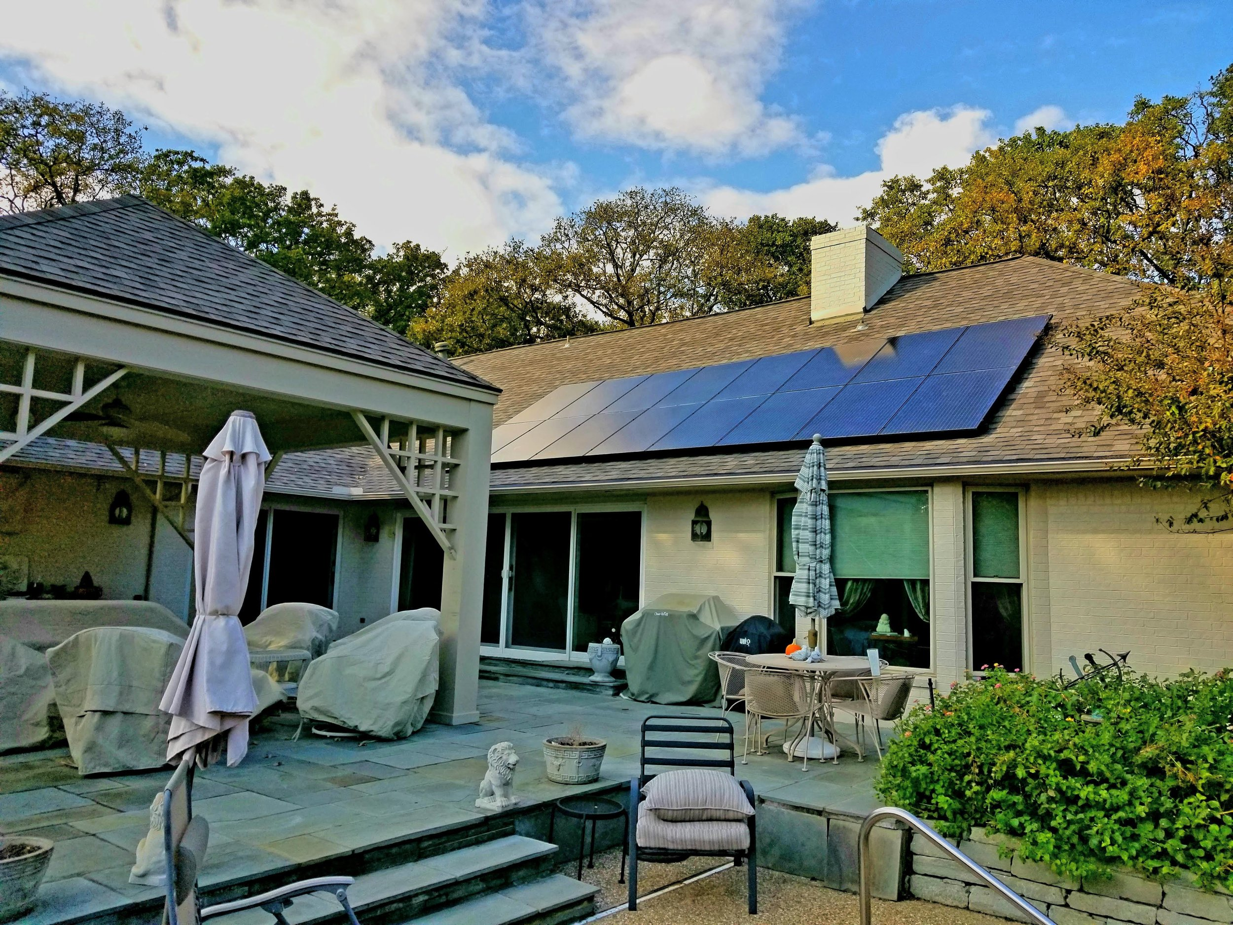 Roof mounted Solar Denton Texas.jpg