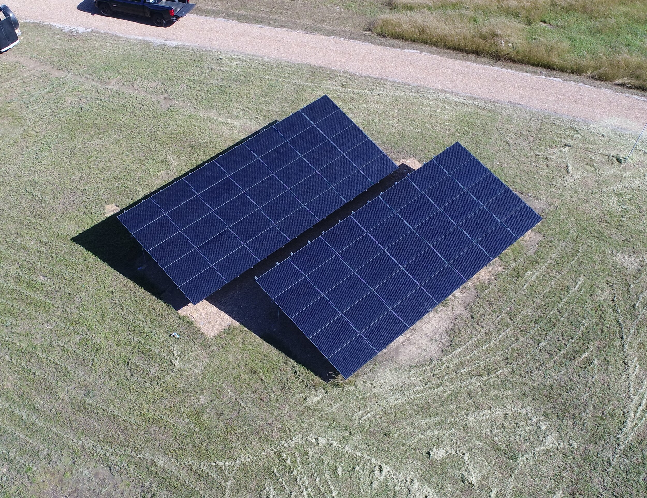 Ground Based Solar Panels.JPG