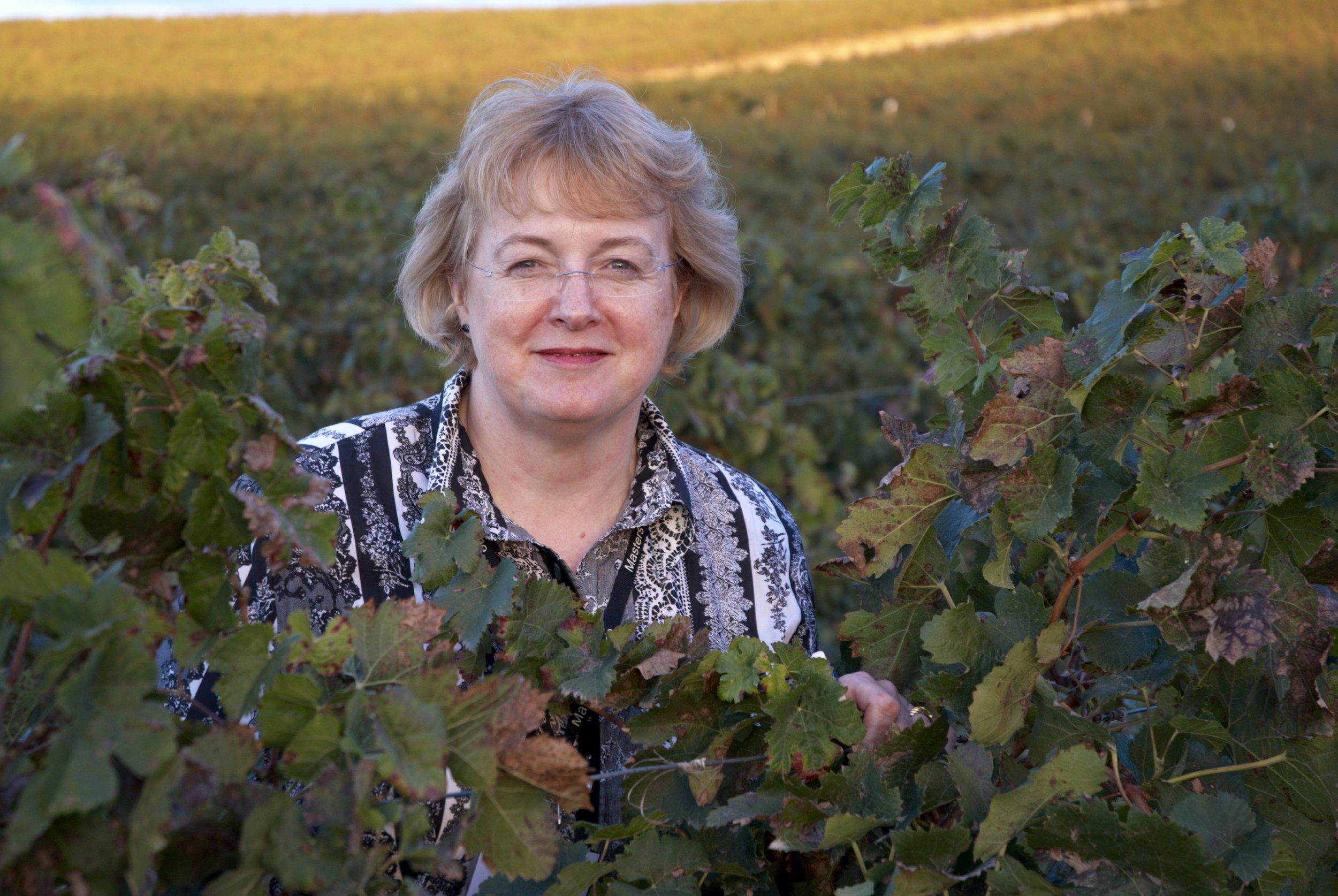 Sarah Jane Evans MW