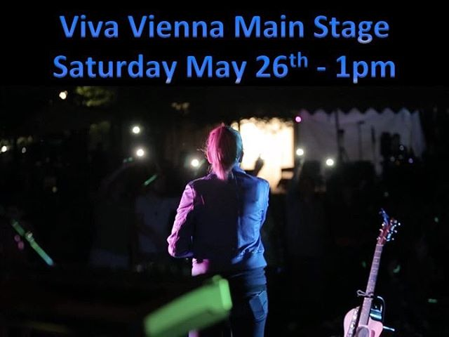Viva Vienna concert coming up in a couple weeks!  Can't wait to see you all there!