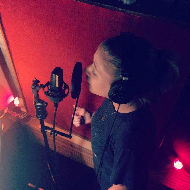 Tracking on the new album - complete!  #cd #music #christian #christianrock