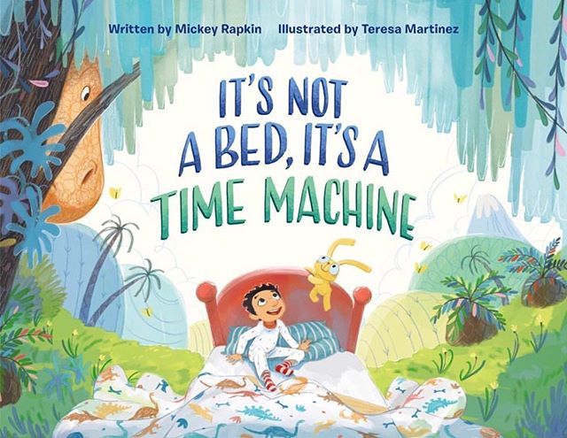 To add to the bedtime line up 🌙💤 Be a #bossofbedtime + pick up your copy of this delightful book by our dearest @mickeyrapkin! 💙 #SpecialShoutOut 💥