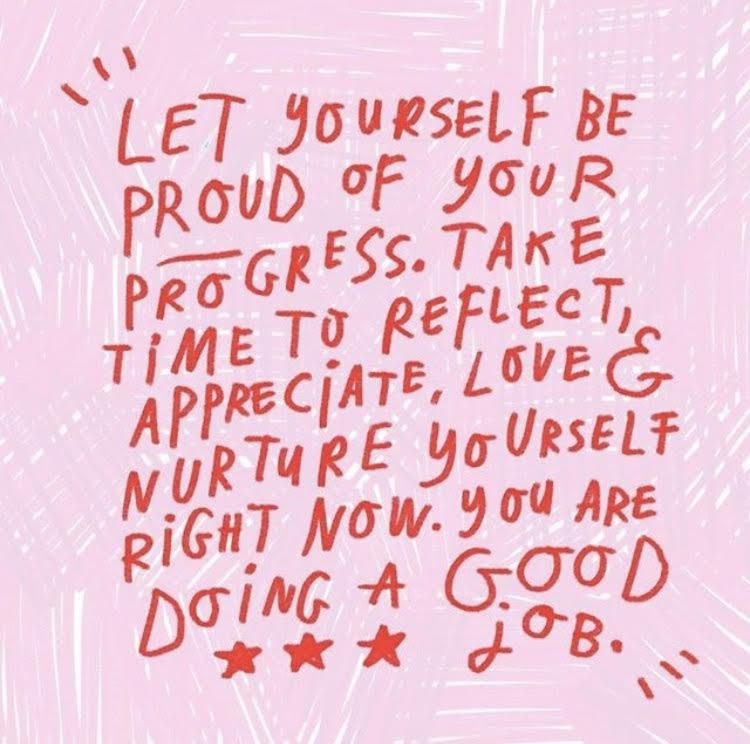 reflect.appreciate.love.nurture.shine. - @refinery29