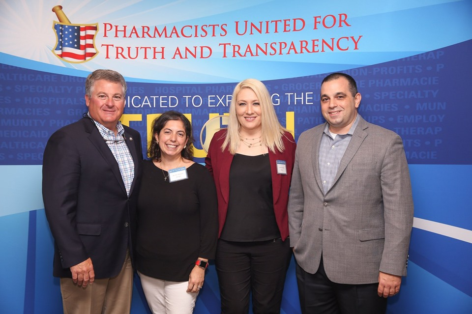 This week, I flew to Austin Texas and attended a most powerful Legislative Summit hosted by Pharmacists United for Truth and Transparency (PUTT). I connected with leaders across our country who have successfully passed some of the toughest legislation thus far to regulate pharmacy benefit managers (PBMs) that force patients to their owned mail-order pharmacy. CVS Caremark, Optum RX, and Express Scripts are PBMs who oversee access and reimbursements to medications and pharmacies. As they remain loosely regulated, they force many to their owned mail-order pharmacy for life-saving medications. To learn more about what PBMs are, please  click here .  At the summit, legislators,  both democrats and republicans attended . The legislators had a hopeful and underlying statement that sounded similar. The personal introductions clarified that the PBMs actions of forcing patients to their own mail-order pharmacy and PBMs have the power to unfairly reimburse their competition were not democrat and republican issues but patient care issues. Clearly, the legislators that were in favor of the passed and proposed legislation across our nation were there for the patients and their constituents.  Upon hearing them speak, an overwhelming amount of hope filled the room. I was able to speak to some of the legislators one on one for quite some time.  These legislators cared and listened as we shared your stories. I shared many.   There were groups and heroes from pharmacists, physicians, professors, and many others from New York, Georgia, Arkansas, Illinois, California, Oklahoma, Virginia, Texas, Florida, Kansas, Mississippi, Louisiana, Florida & Missouri. Many are the leaders who are creating real change to ensure that pharmacy benefit managers are held accountable.  With your help, momentum is building!   Please share your story loretta@uniteforsafemeds.com    You may also help    by making a donation    Thank you for your support,    Loretta Boesing