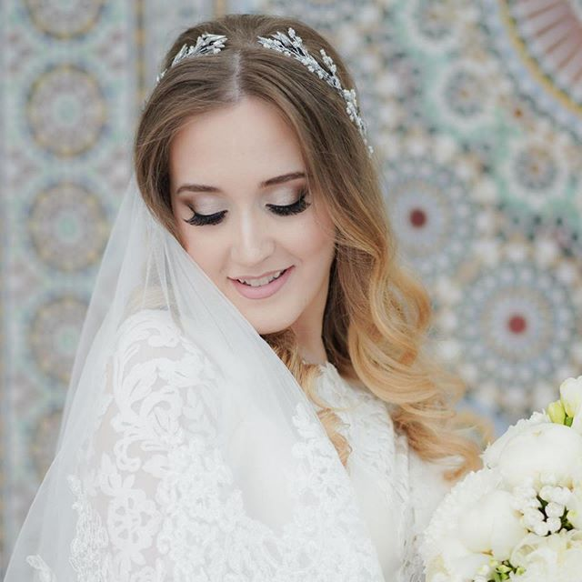 Breathtaking. #makeupbyagnes #torontobridalartist #love #bridalmakeup #torontomua #torontopromua