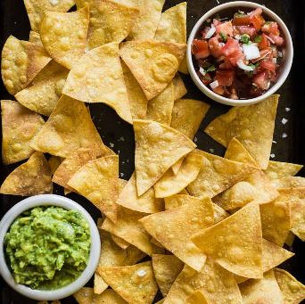 """""""Like"""" if pico and chips is your go-to snack!  #pico #salsa #guacamole #chipsanddip #tacos #myrtlebeach"""