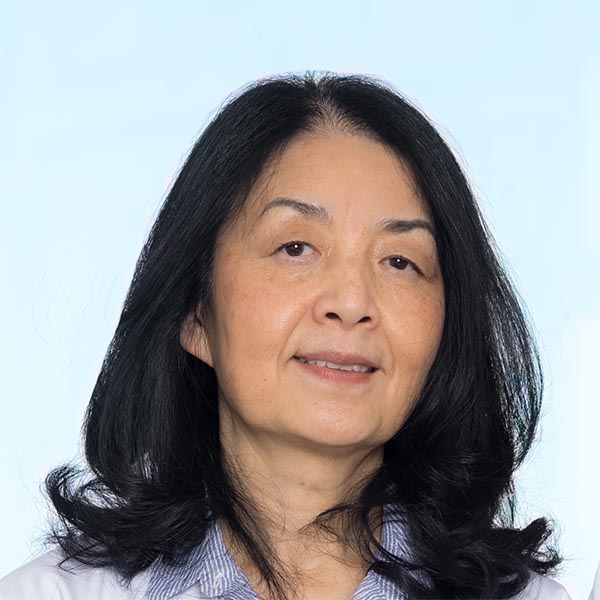 Dr Lily Zhang