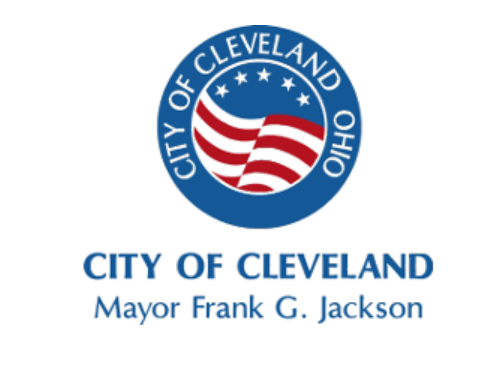 City of Cleveland Logo White.PNG