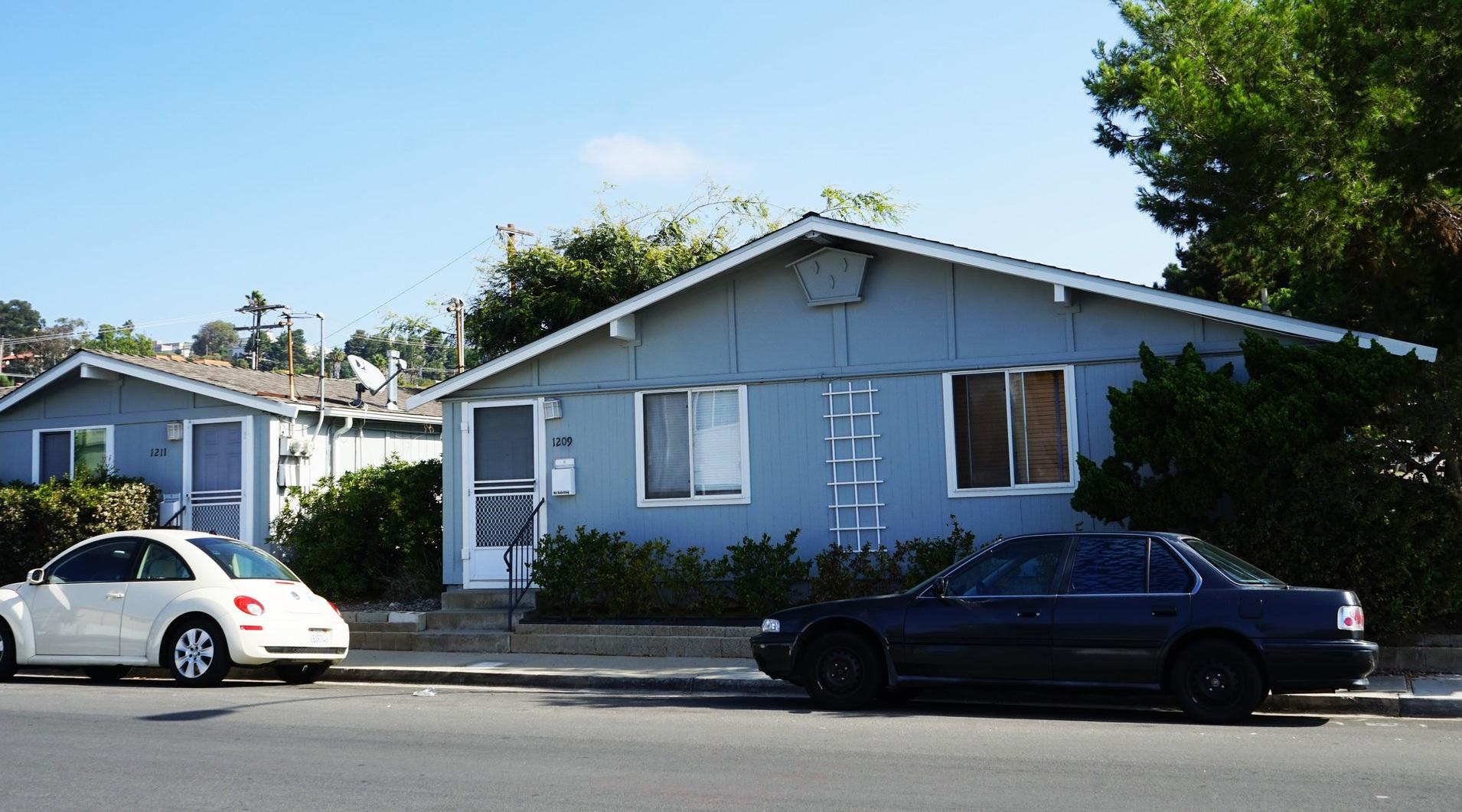 1209 Azusa Street - Morena8 Units$1,700,000
