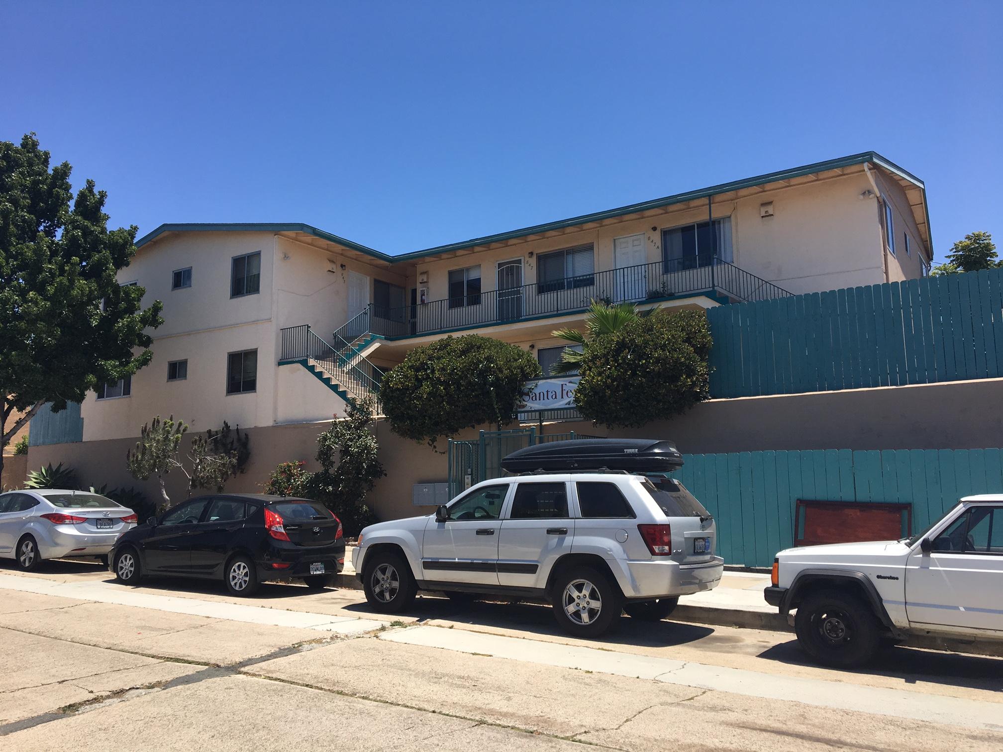 835 27th Street - Golden Hill7 Units$2,072,500